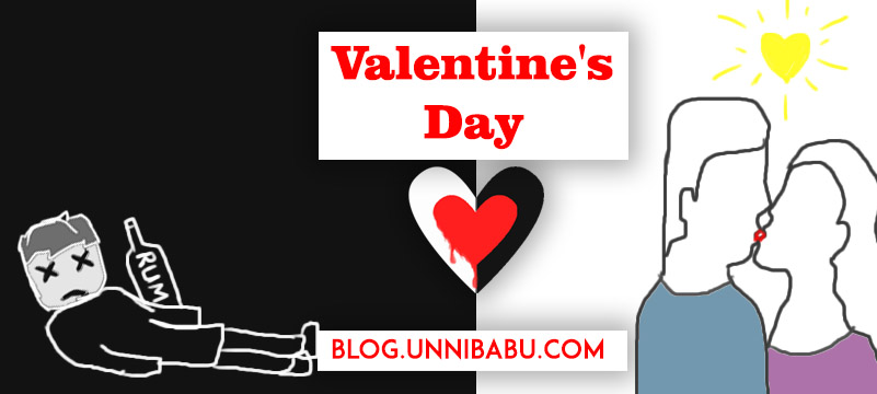 Valentine's Day, which side are you | unni's blog