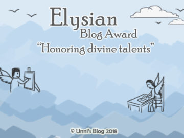 Elysian Blog Awards