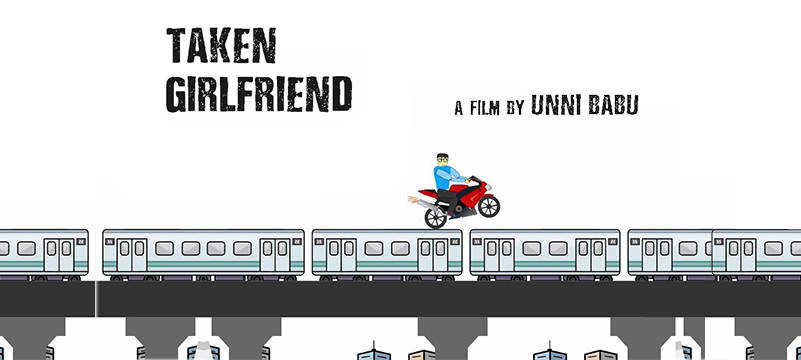 Taken Girlfriend — my first animation film as a Hero
