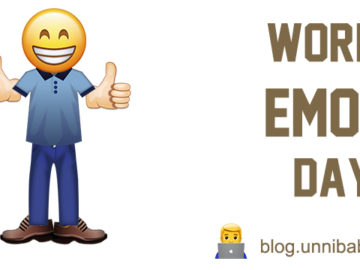 world emoji day blog post, article on emoji day