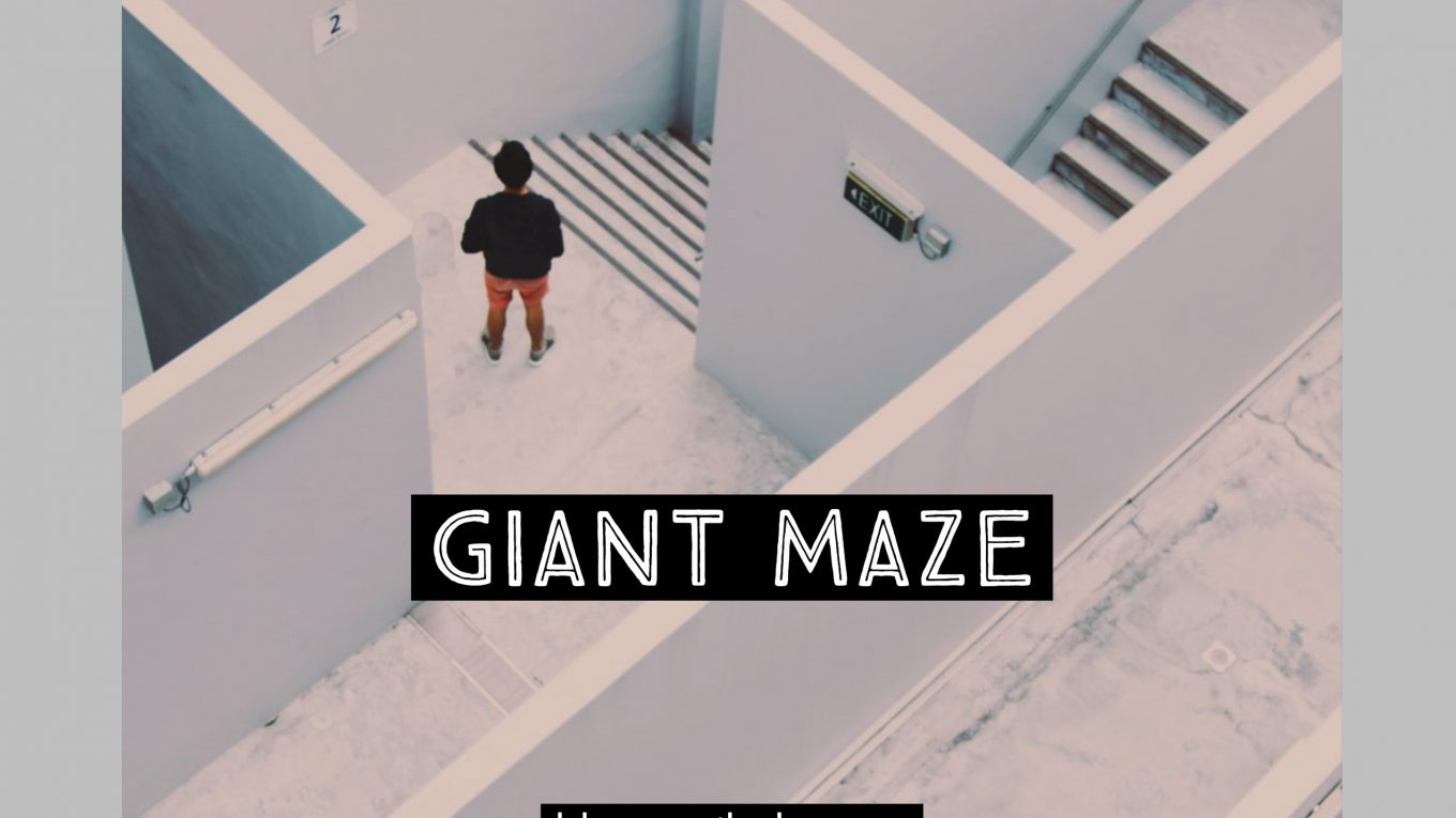 giant maze a short poem